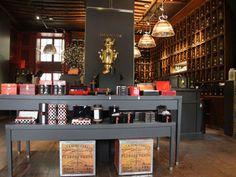damman freres tea display - Google-Suche