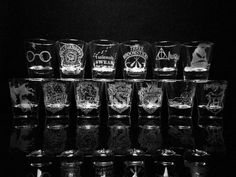 Hey, I found this really awesome Etsy listing at https://www.etsy.com/uk/listing/255282875/harry-potter-complete-shot-glass-set-set