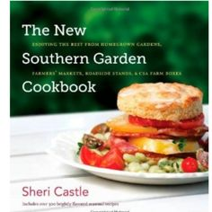 Cookbook to make the most of CSAs and veggie garden produce!