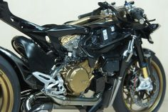 panigale Frame finish #7