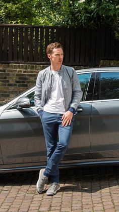 Benedict Cumberbatch for Mercedes UK (June 10th 2017)