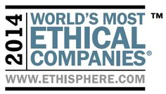 We're honored that the Ethisphere Institute named us one of the most ethical companies in the world for 2014. Read more about Ethisphere, this award and our commitment to integrity: http://en.community.dell.com/dell-blogs/direct2dell/b/direct2dell/archive/2014/03/20/dell-named-as-a-2014-world-s-most-ethical-company-by-the-ethisphere-institute.aspx.