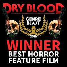 Thank you @GenreBlast and all who came out to watch #DryBlood !  #GenreBlast…
