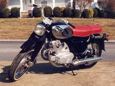 Honda 305 dream.One of several I have had over the years.