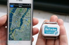 BluTracker lets you track down your stuff within 2,500 feet, Good tool to keep track of your bike!