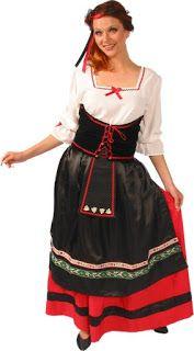 Costume Ideas for Women: Top Ten Oktoberfest Costumes for Women