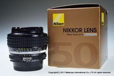NIKON AI-S NIKKOR 50mm f/1.2 Excellent+ #Nikon