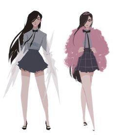 Female Character Design, Character Design Inspiration, Character Art, Punziella, Human Art, Girls Characters, Anime Art Girl, Character Illustration, Cool Artwork