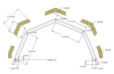 Delightful Micro Gambrel   Truss Detail Idea