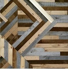 Lines + Wood