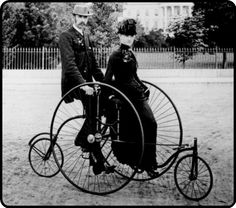 Bicycle built for two - 1900 Daisy Daisy im half crazy all for the love of you