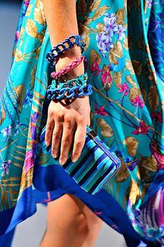 Salvatore Ferragamo Spring 2012 RTW accessories