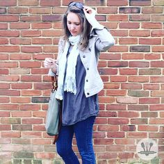 How To Dress For A Conference: 5 Easy Tips! Aventura Clothing: Jacket, Scarf, Tank