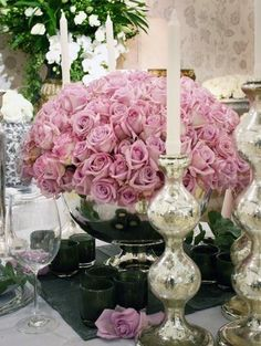 Centerpieces for your Home | from Valentina Alexandra