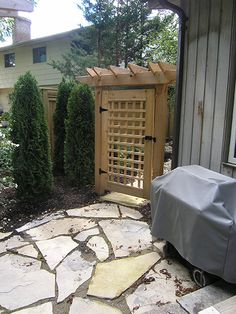 Wood Work - Wright Landscape Services