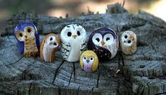 Image result for harry potter clay owl