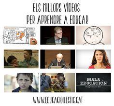 Els millors vídeos per aprendre a educar