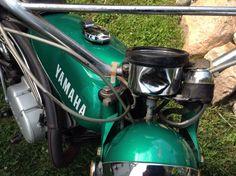 72 Yamaha LT2 100 Motorcycle Pick Up Only | eBay