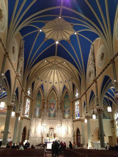 St. Alphonsus Catholic Church Chicago