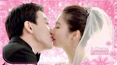 Korean Drama Romantic Kiss Scene Collection #8