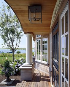 Photos of fine Cape Cod Homes - House on Oyster River - Cape Cod Architects