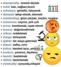 Turkish Lessons, Learn Turkish Language, English Classroom, Learning English, Languages, Motivation, Film, Words, Turkish Language