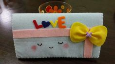 Cute girl wallet ~Dreamgirl Crafty