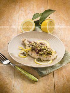 Wielkanocna ryba z piekarnika