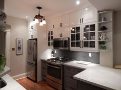 Ikea Kitchen Cabinets Gray ikea bodbyn grey and white cabinets | fixin' kitchen | pinterest