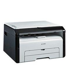 Ricoh SP Multifunction Laser Printer With 128 MB Memory (Print, Copy ,Scan Printer Scanner, Laser Printer, Washing Machine, Home Appliances, Printers, Stuff To Buy, House Appliances, Domestic Appliances