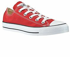 958627653fe3c4 Converse Chuck Taylor® All-Star® Sneakers on shopstyle.com Red Chucks