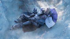 Jaina and Arthas Frozen Throne Cosplay Recreation #worldofwarcraft #blizzard #Hearthstone #wow #Warcraft #BlizzardCS #gaming