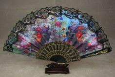 Chinese silk fan (new)