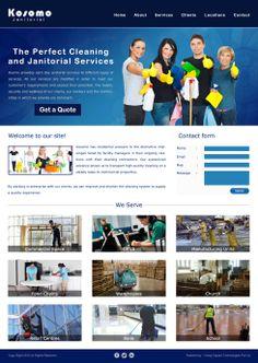 Website Template 34 Designing Development Custom Web