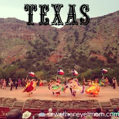 Texas ~ Palo Duro Canyon, TX - R We There Yet Mom? | Family Travel for Texas and beyond...