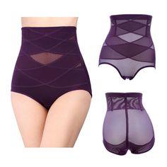 06881f693e9 Slimming Underwear Women Shapewear Briefs Thin Mid-lumbar Abdomen Hips  Slimming Newest