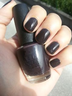 "CHIKI88...  my passion for nails!: Swatches: ""Shh..it's top secret"" - OPI"