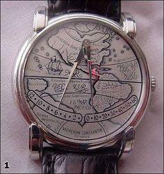 Geleia de xuxu: Design criativo: Relógio