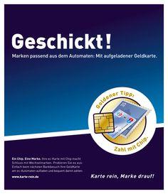 Kunde: BDTA - Kampagne - Text Cards, Tips