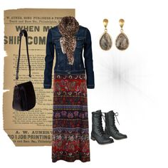 """A walk in the woods"" by sheryl-slack-bessinger on Polyvore"