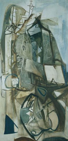 Peter Lanyon: Portleven 1951