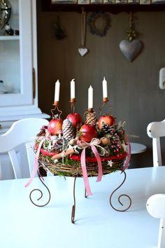 38 pins zu adventskranz f r 2019 advent weihnachten und. Black Bedroom Furniture Sets. Home Design Ideas