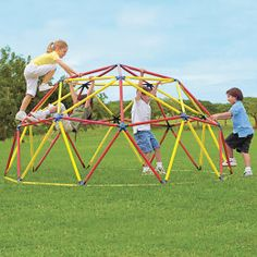 The thing that makes The Dome Climbers an incredible Surprise For your kids?
