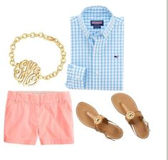 The-southern-prep on polyvore