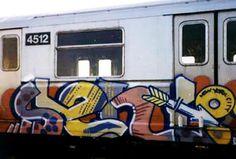 graffiti trains subway nyc classics