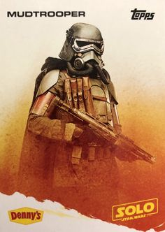 Star Wars: Mudtrooper