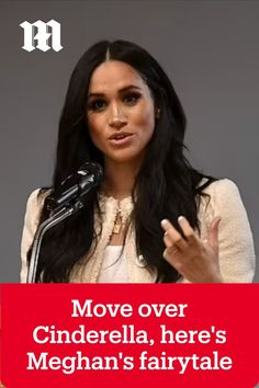 Move over Cinderella, here's Meghan's fairytale... After Duchess of Sussex's toe-curling letter to US political leaders, JAN MOIR provides a royally entertaining re-write of what she may have REALLY meant