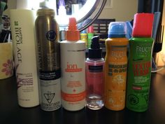 Holy grail hairstyling products for dry coarse hair!
