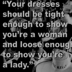 True that!! #lady #class #manners