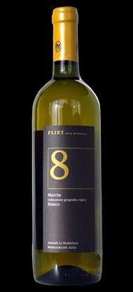Vino bianco ottenuto da uve 100% di Sangiovese vinificato in bianco vino bianco tipico Marche $10
